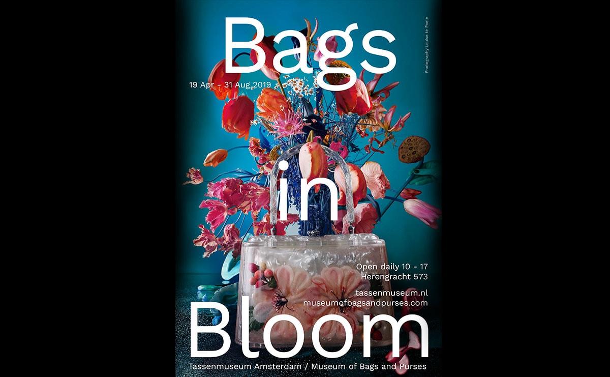 Nieuwe expositie Tassenmuseum: Bags in Bloom