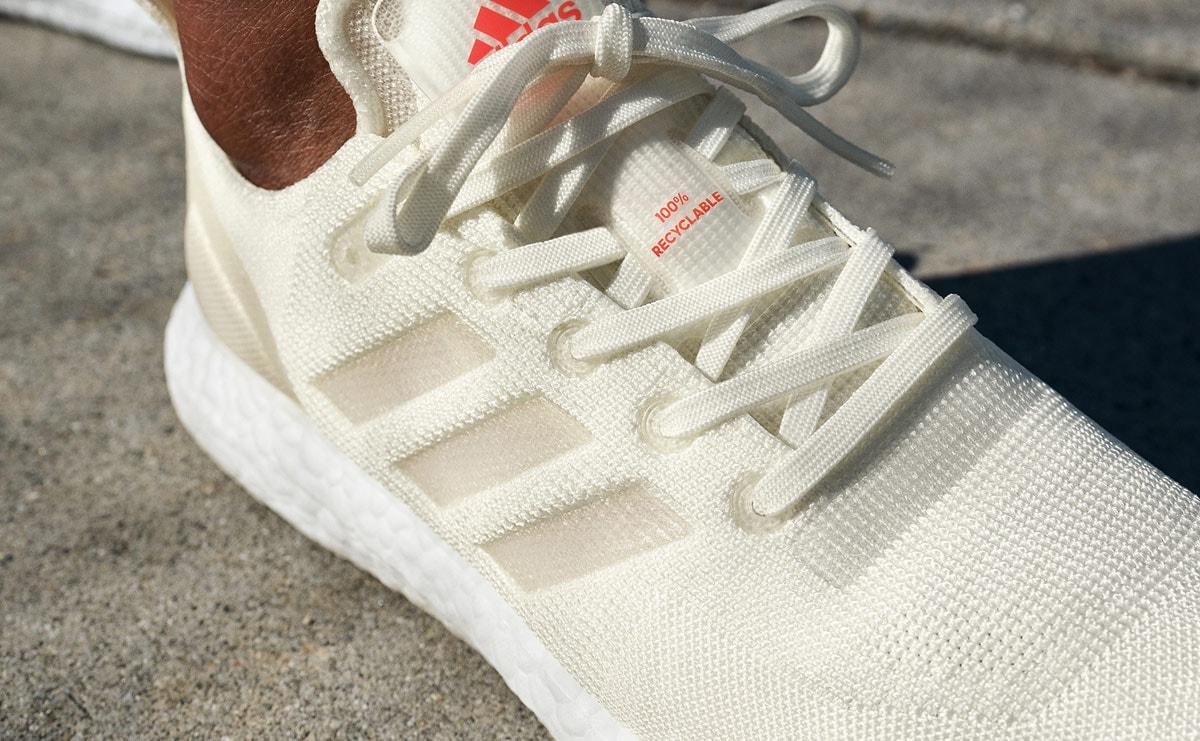 Adidas lanceert volledig recyclebare sportschoen