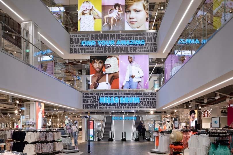 Zo ziet 's werelds grootste Primark-winkel eruit