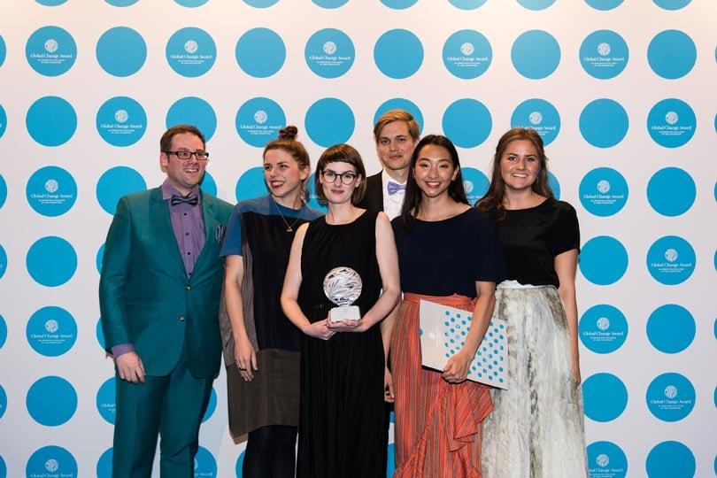 Onder de loep: Dit zijn de vijf Global Change Award 2019 winnaars
