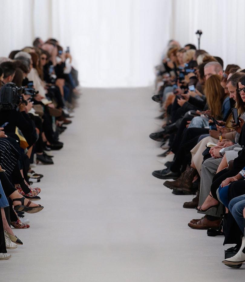 Leidt een recessiedreiging tot een meer minimalistische aanpak van ontwerpers?