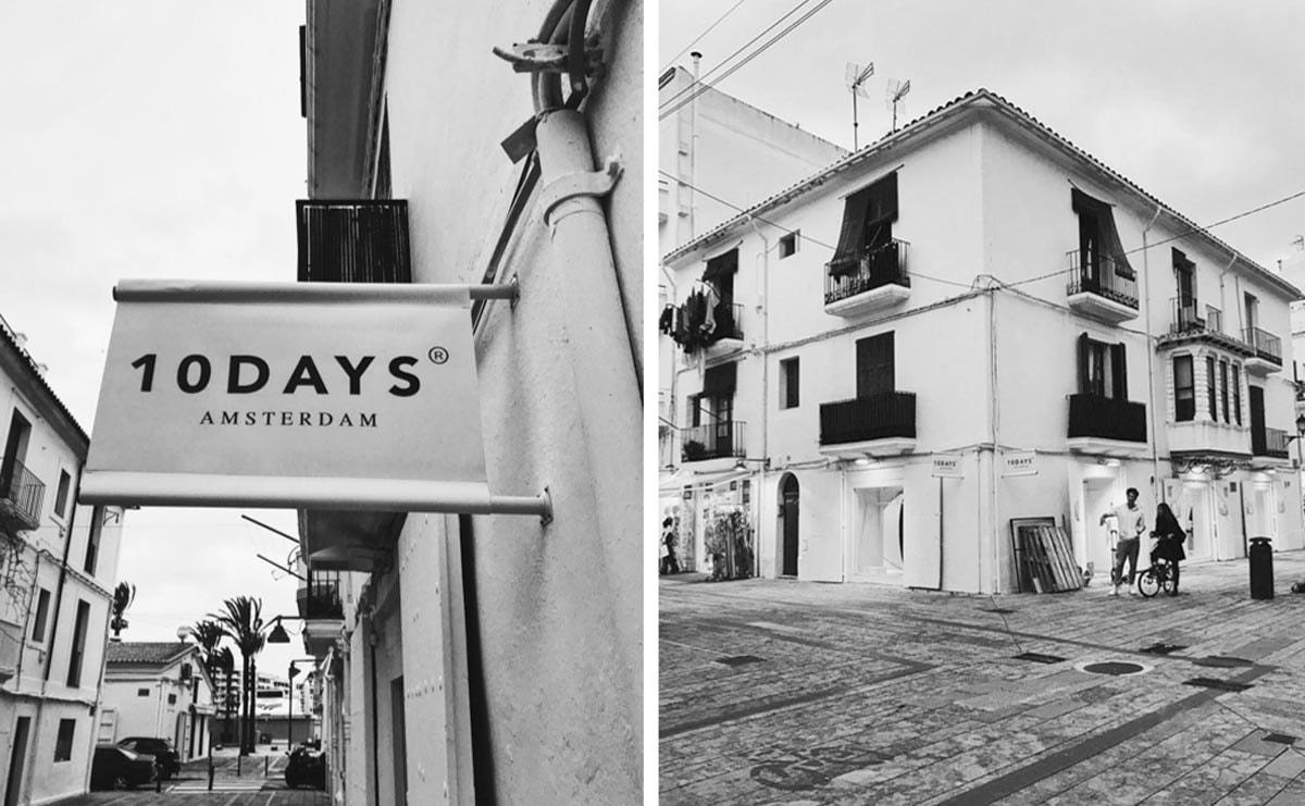 Nederlands merk 10Days opent deuren op Ibiza