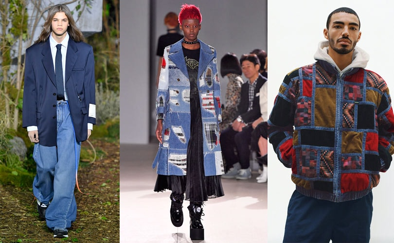 Noughties, Utility en Americana inspireren denimtrends voor Herfst/Winter 2020