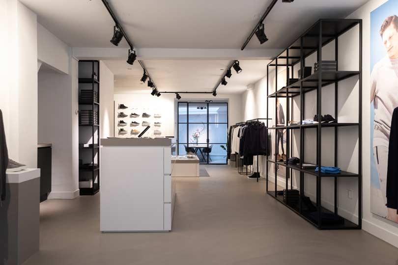 In beeld: De eerste winkel van Nederlands merk Wahts