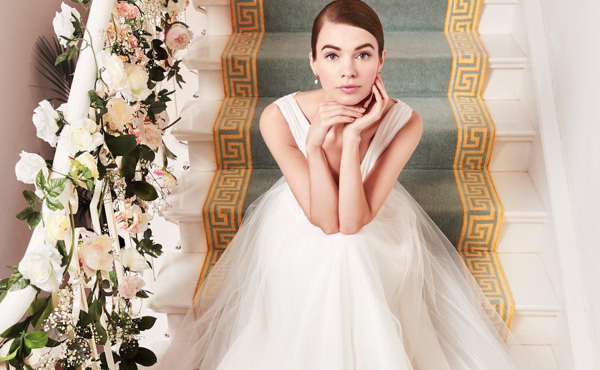 C&A breidt trouwjurken assortiment uit naar 'bridal shop'
