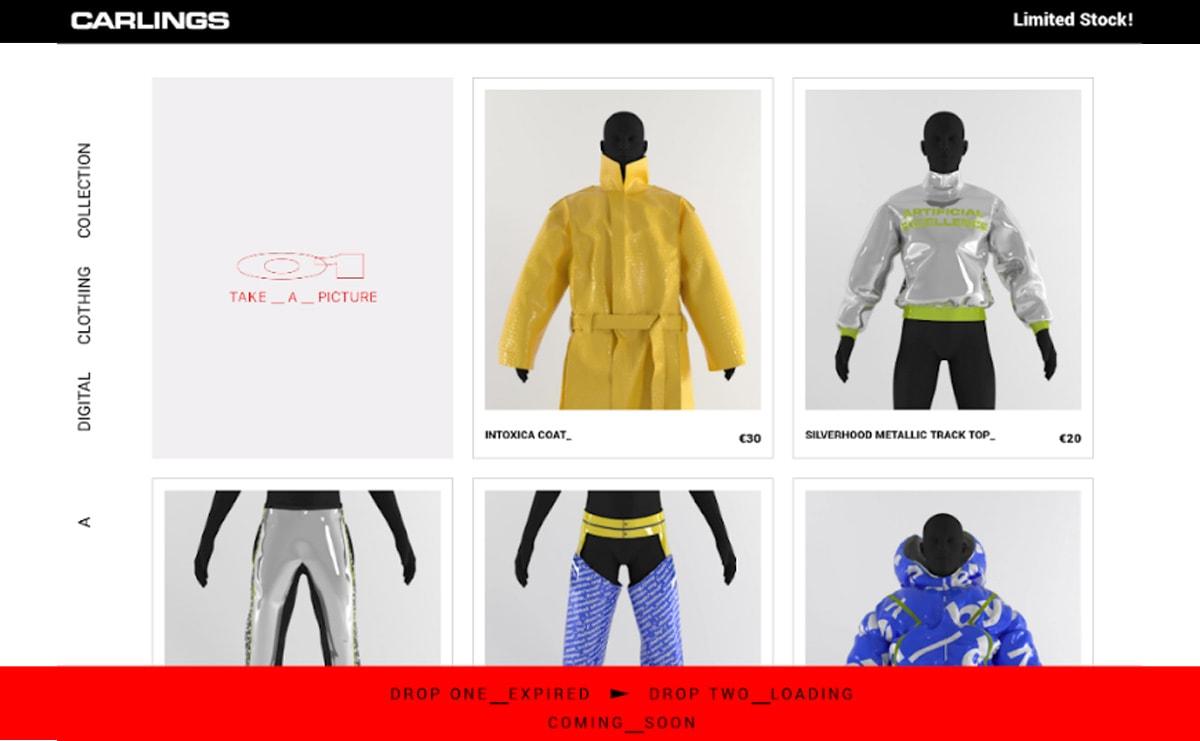 Digitale mode: 'De wereld heeft geen fysieke kleding meer nodig'