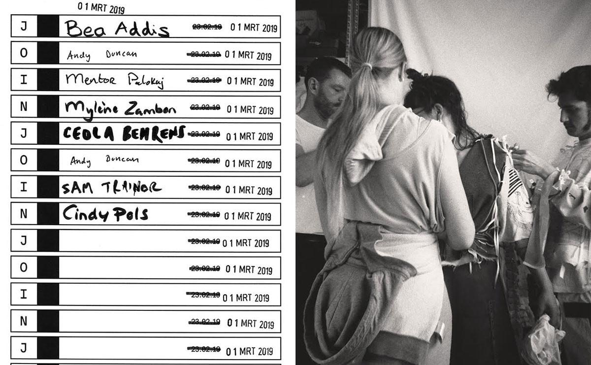 """Ontwerper Anouk Beckers van JOIN Collective Clothes: """"Ik wil geen weerstand tonen maar in oplossingen denken"""""""