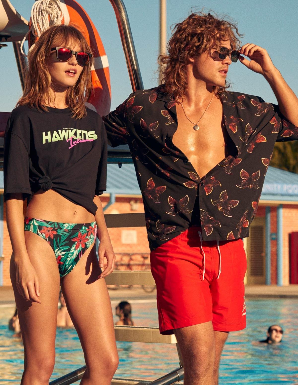 H&M brengt nieuwe collectie uit samen met Stranger Things