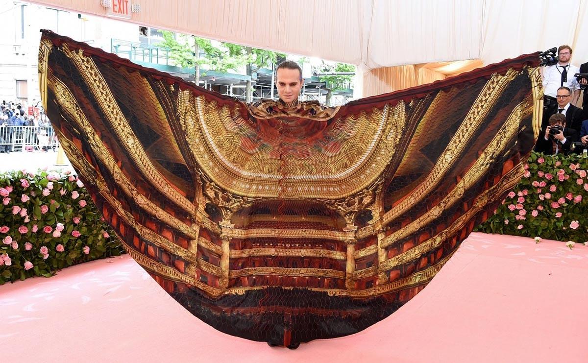 Iris van Herpen maakt exclusieve mannen couture look voor Met Gala