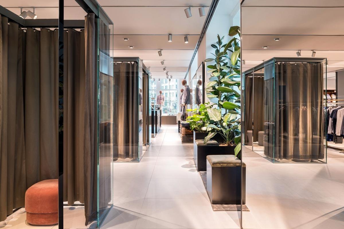 Zien: de vernieuwde herenafdeling van de Bijenkorf Amsterdam