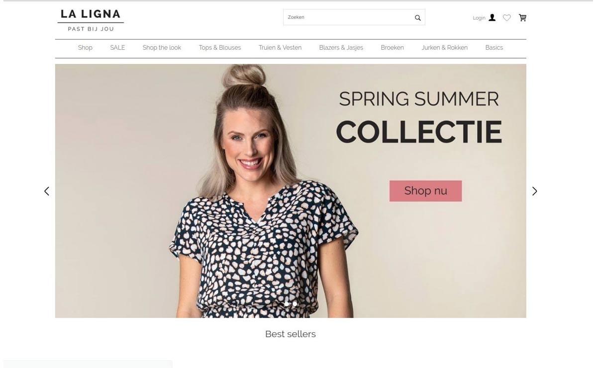 Surseance voor Nederlands modemerk La Ligna