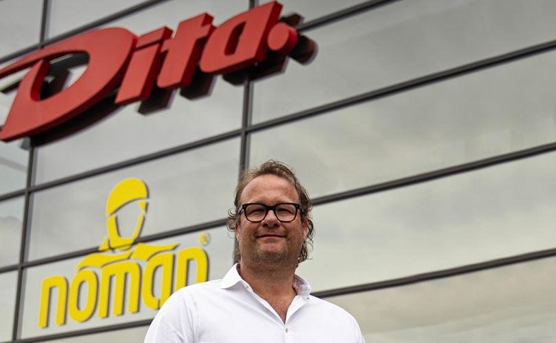 Nieuwe CEO voor moederbedrijf Nomad en Dita