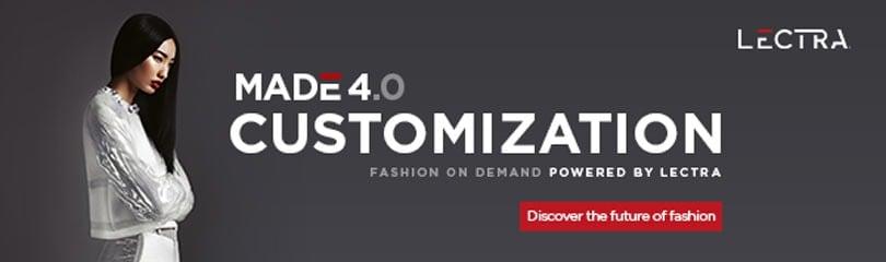 Lectra schrijft geschiedenis met 'Fashion On Demand', de eerste totaaloplossing voor personalisatie in de modebranche