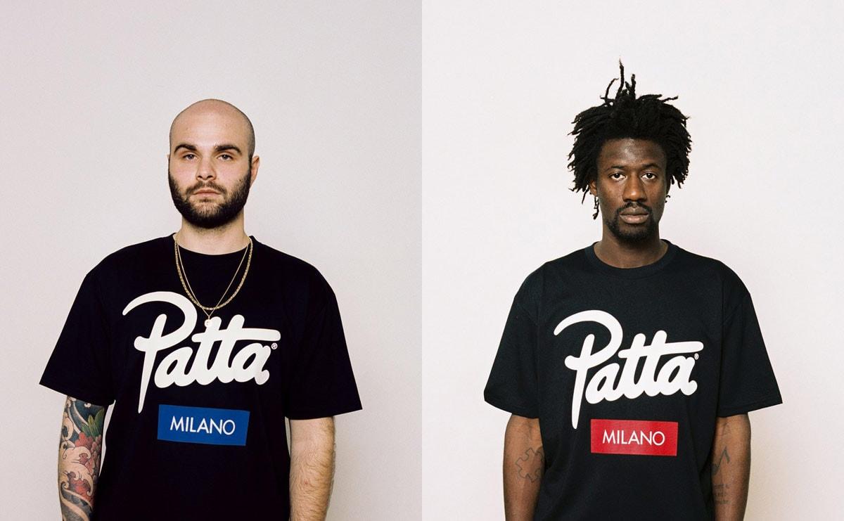 Derde winkel voor Patta - opent deuren in Milaan