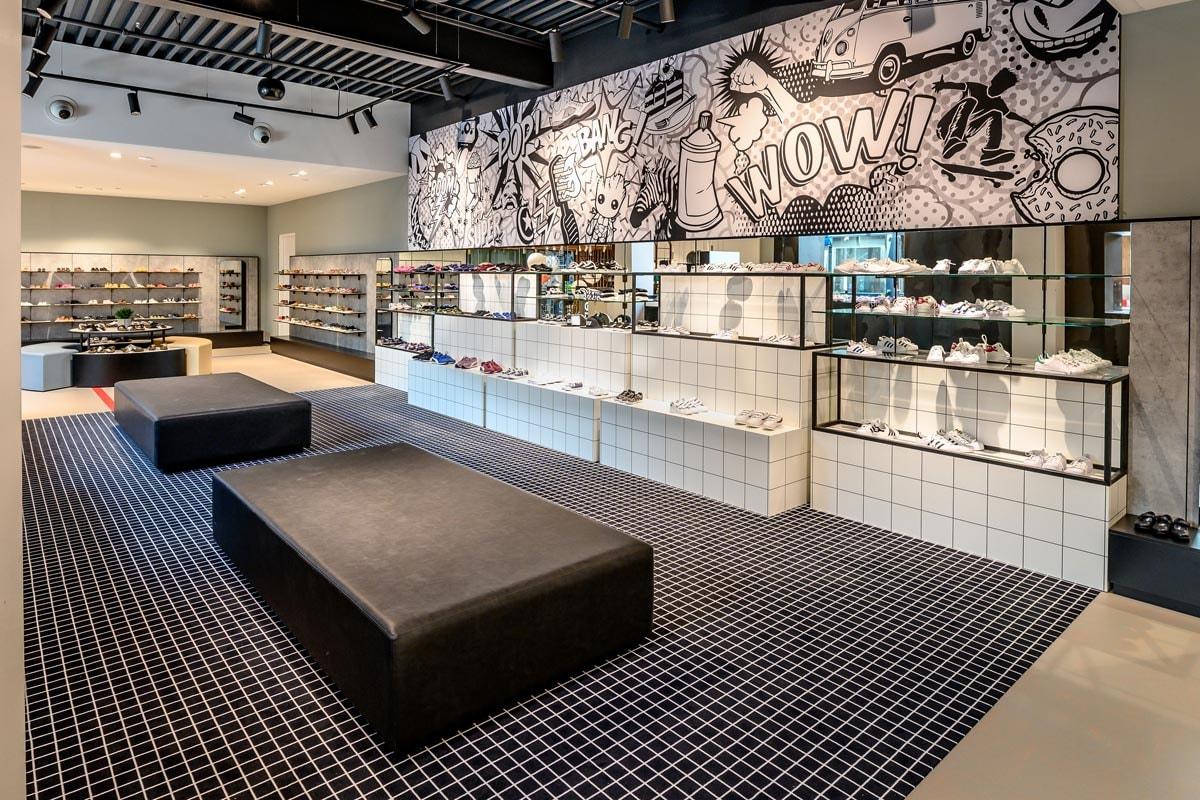 Zien: Nolten heropend flagshipwinkel in Mall of the Netherlands