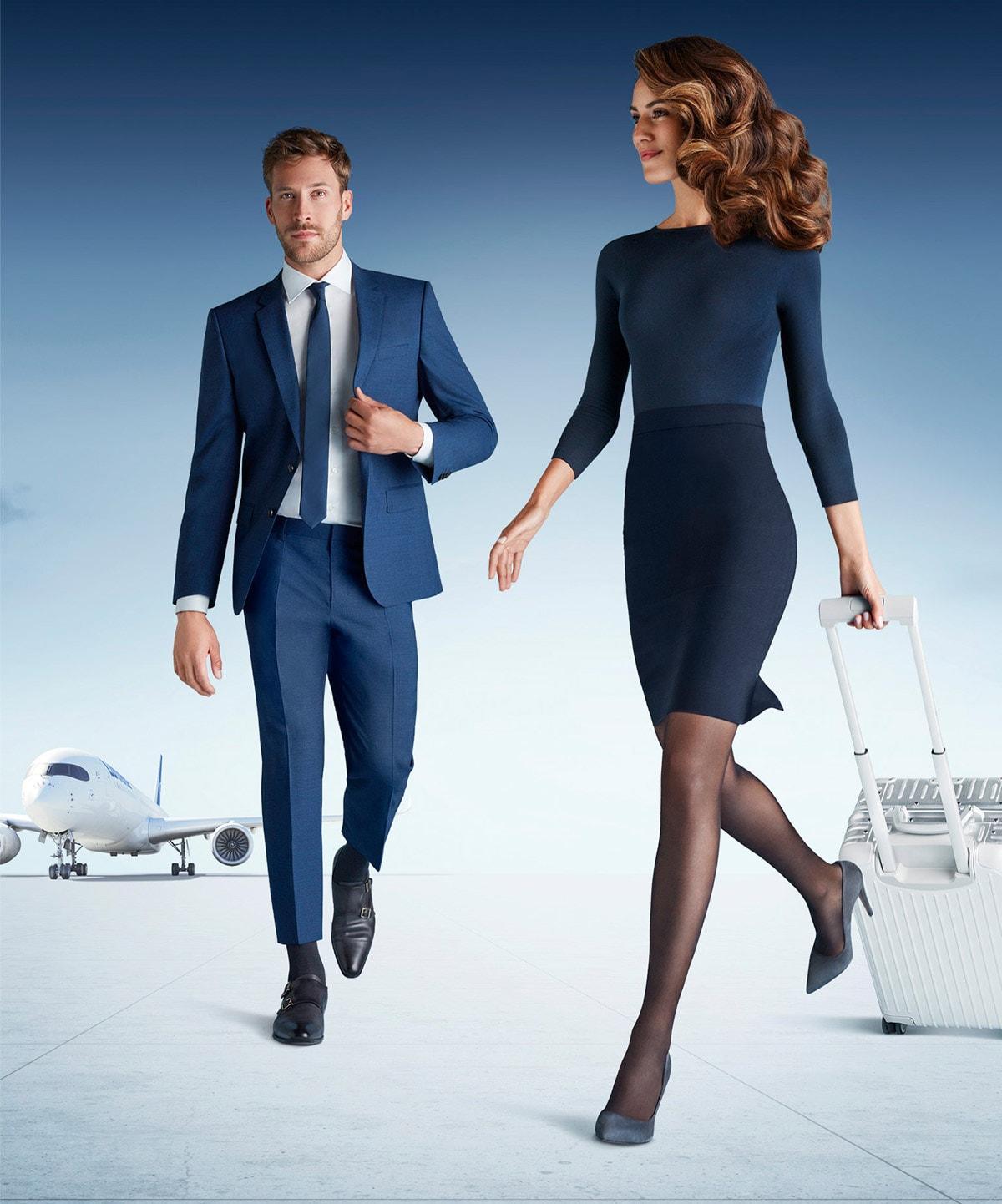 Falke en Lufthansa slaan de handen ineen voor nieuwe productlijn
