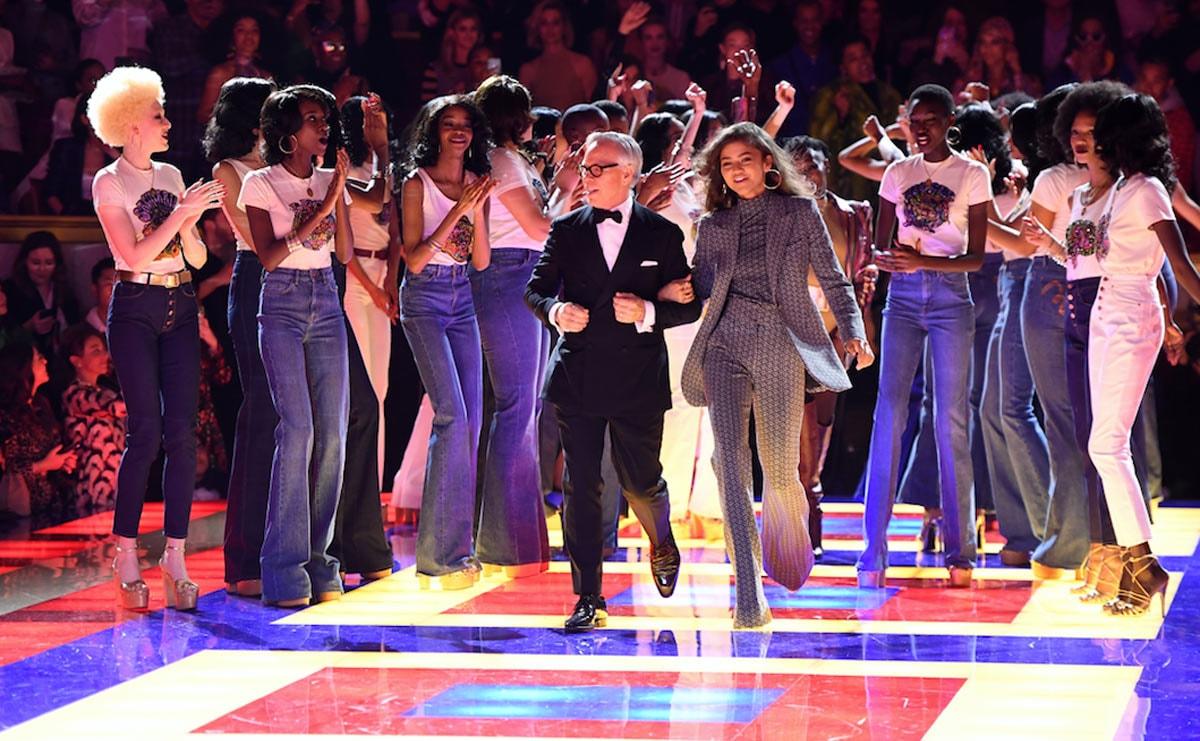 Tommy Hilfiger keert met TOMMYNOW en Zendaya terug naar Fashion Week New York