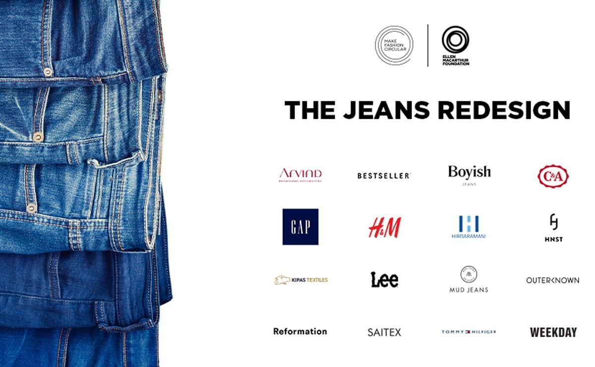 Ellen MacArthur Foundation lanceert nieuwe richtlijnen voor jeansproductie