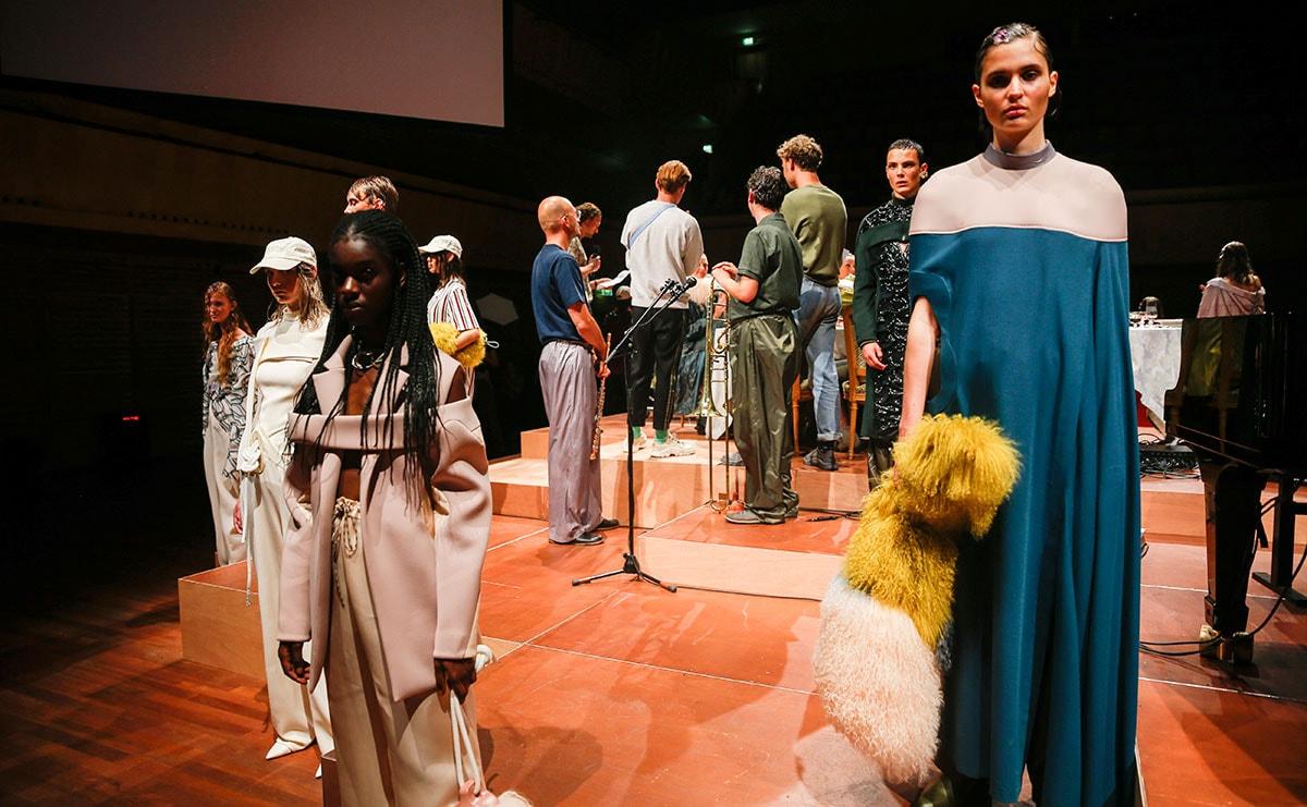 Modefilm 'House of Salt' van design studio Martan te zien op Cinetree