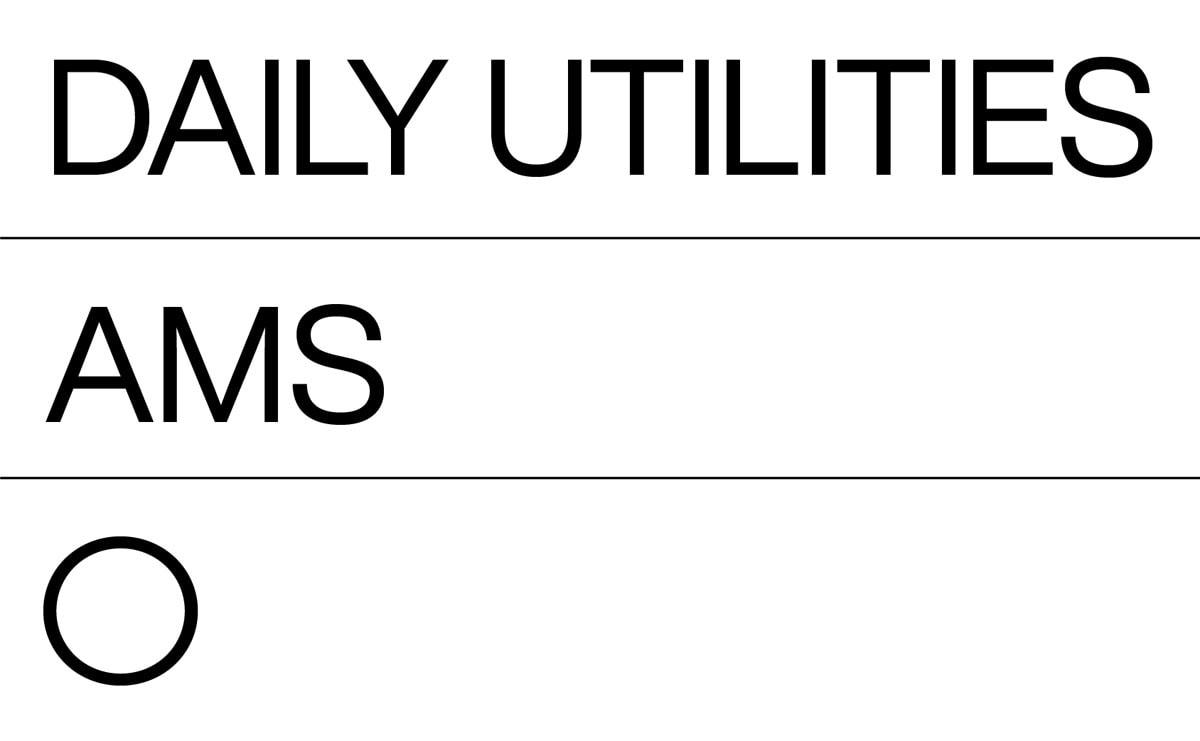 Nieuw mannenmerk Daily Utilities: essentiële items een 4.0 marge