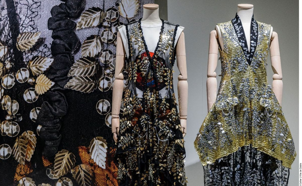 Tentoonstelling 'The Art of Lace' reist naar Textielmuseum in Tilburg