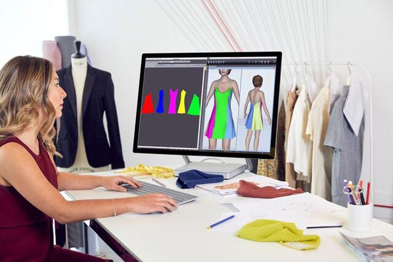 Met Modaris® V8R2 giet Lectra het realisme van virtuele 3D-prototypeontwikkeling in een nieuw jasje