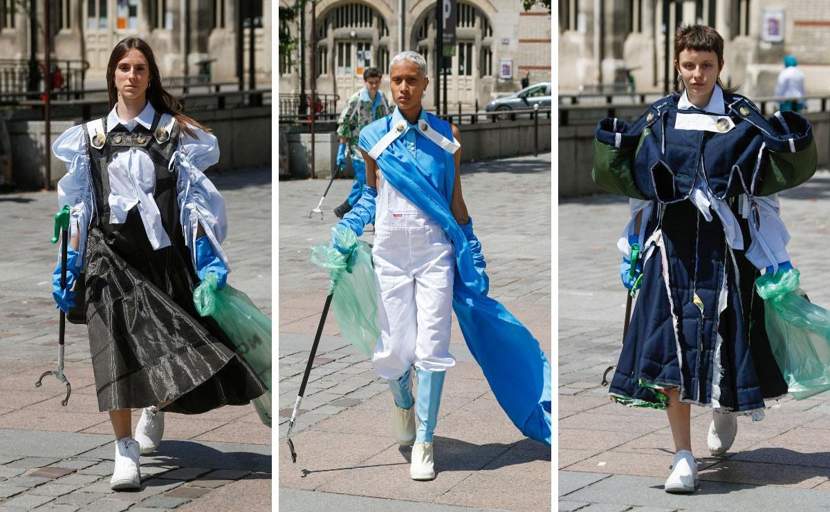 Paris Haute Couture Week: 6x Hollandse en Belgische glorie op de catwalk
