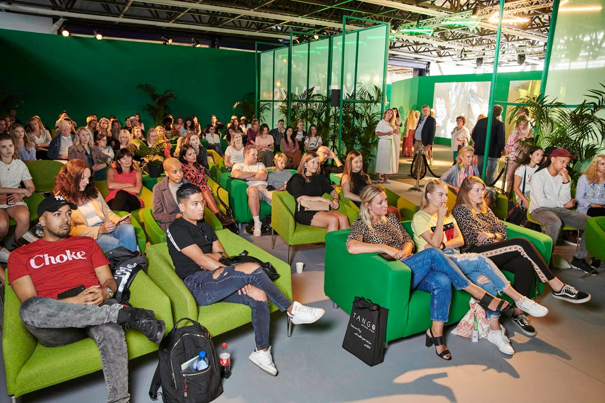 MODEFABRIEK / AMSTERDAM FASHION TRADE EVENT / JULY 8-9 2019