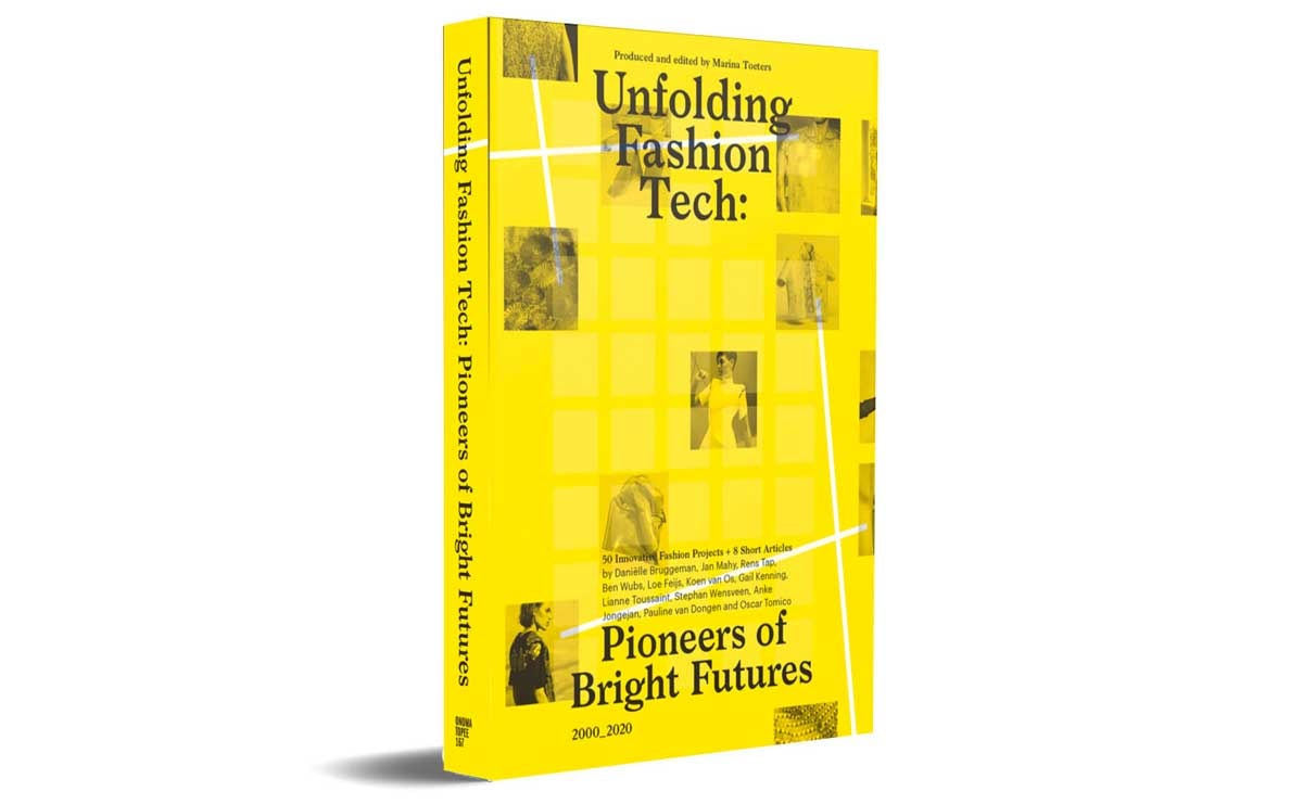 By-wire van Marina Toeters brengt boek Unfolding Fashion Tech
