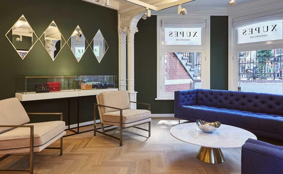 Luxe e-tailer Xupes breidt uit en vestigt eerste winkel in Amsterdam