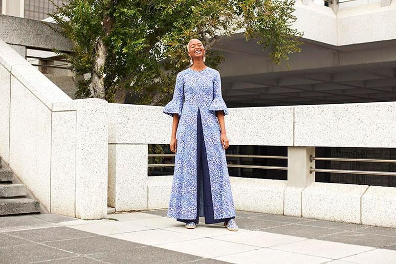 Kijken: de samenwerking van H&M en het Zuid-Afrikaanse Mantsho