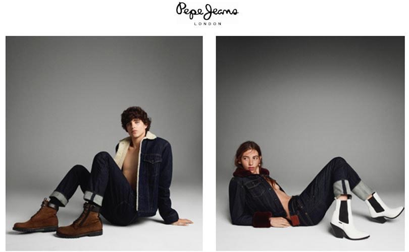 Pepe Jeans laat zicht inspireren door de denim cultuur in Londen
