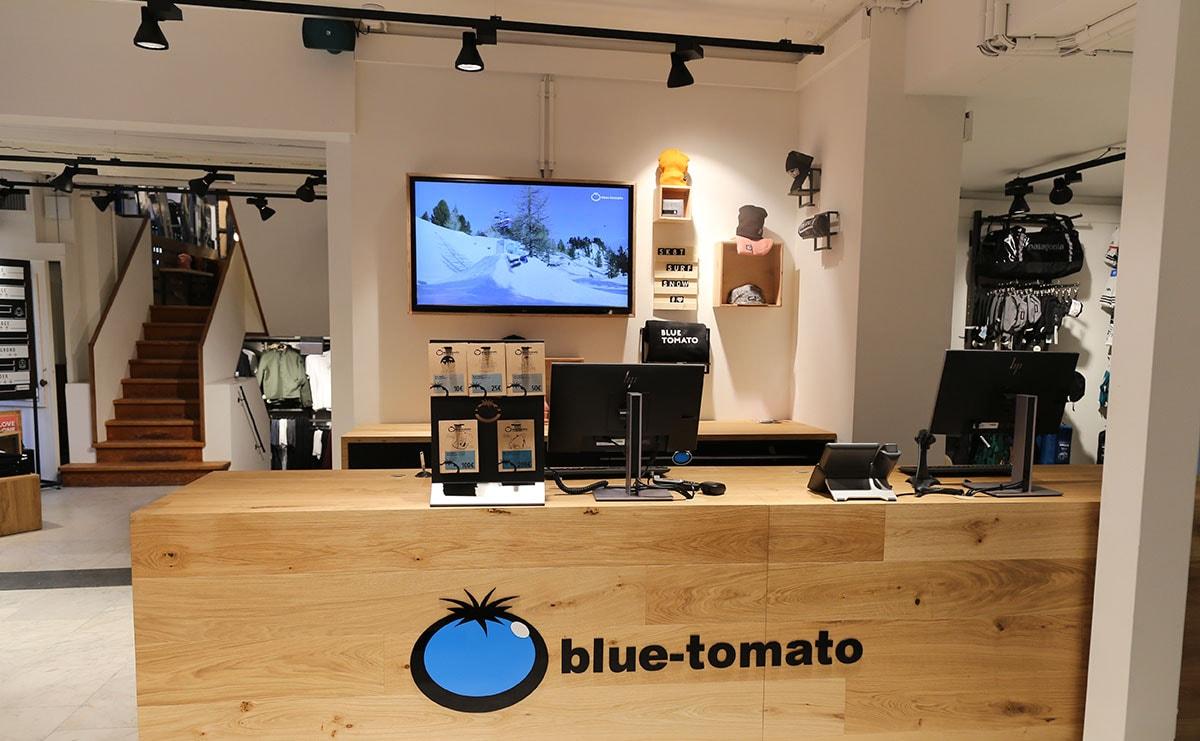 Oostenrijks merk Blue Tomato opent vlaggenschip in Amsterdam