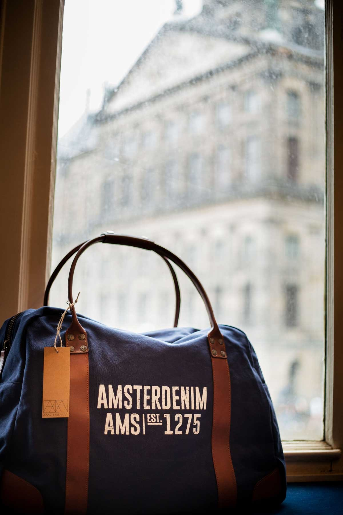 Amsterdenim opens flagship store on Dam Square