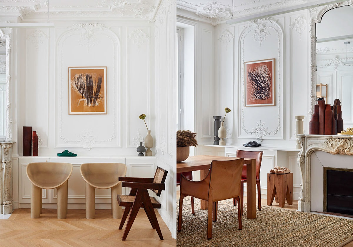 Binnenkijken in de showroom van Birkenstock in Parijs