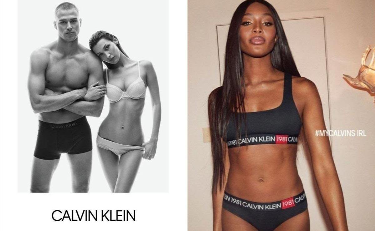 Calvin Klein Underwear kondigt FW19 campagne aan: #MYCALVINS IRL