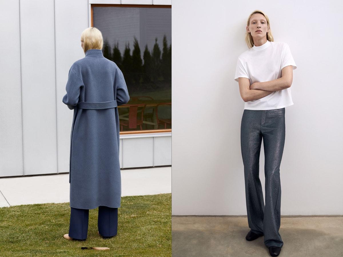 Filippa K lanceert de Herfst/Winter 2019 collectie met topmodel Maggie Maurer in het architectonische project ''Open Space''