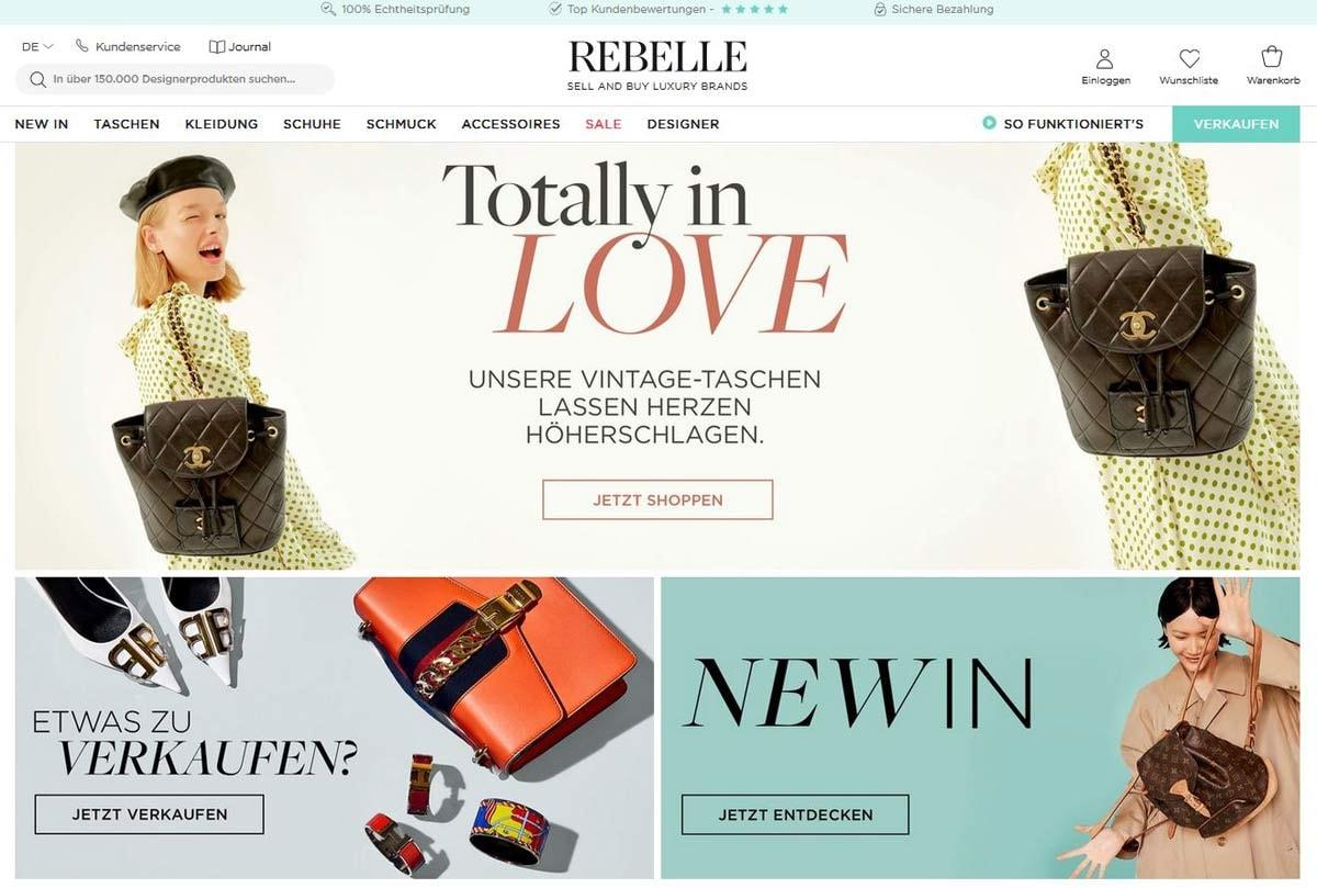 Rebelle.com: 'Het imago van tweedehandsmode is enorm veranderd'
