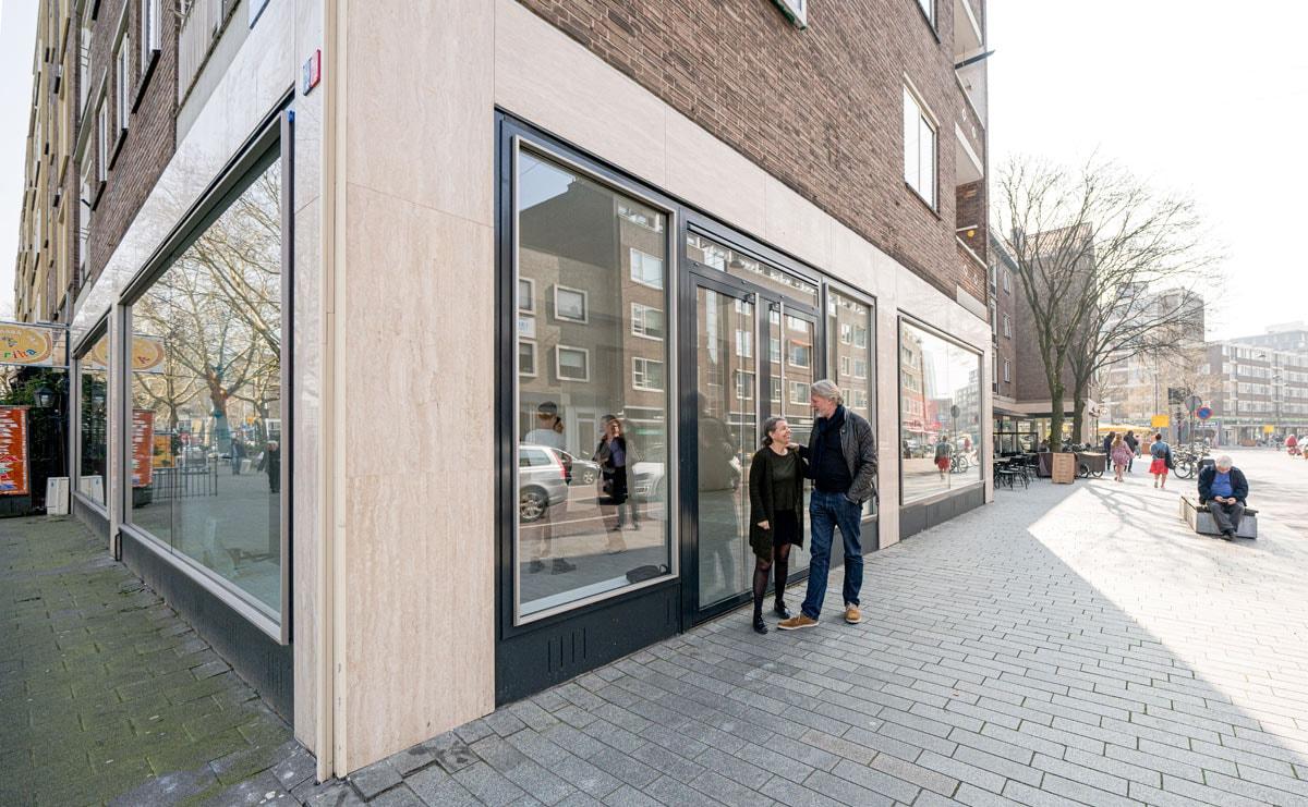 Secrid opent eerste brandstore in Rotterdam