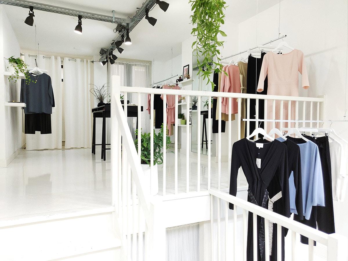 Eerste brandstore Marcha Hüskes is 'een plek voor wisselwerking met klanten'