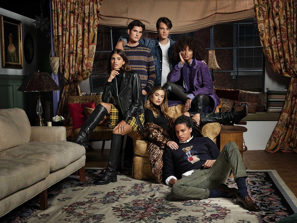 Ralph Lauren introduceert Friends collectie