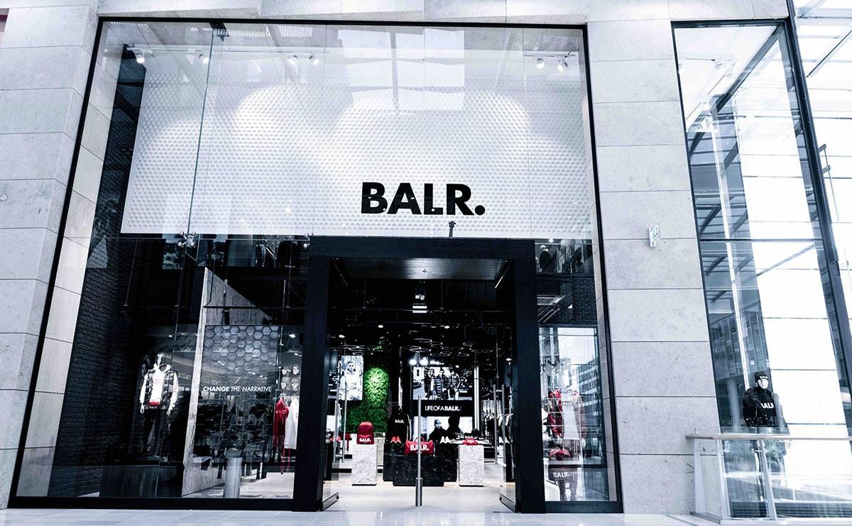 Balr. opent eerste flagshipstore in Duitsland