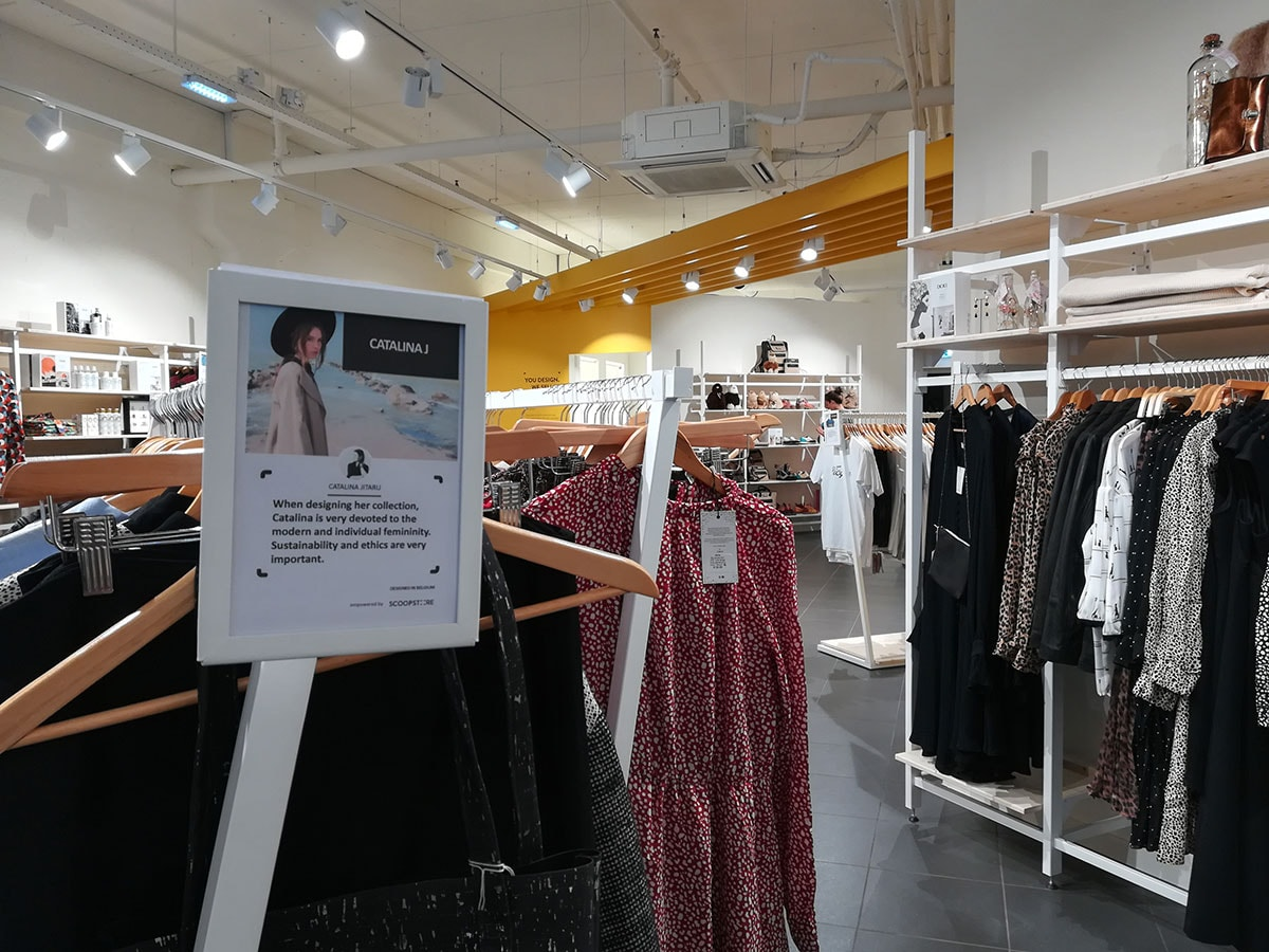 Eerste Nederlandse Scoopstore: 'Terugkoppeling vanuit klant is cruciaal voor merken'