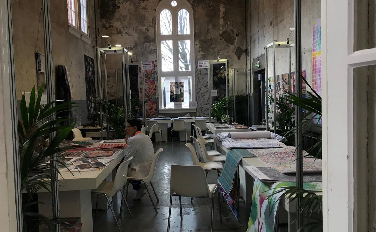 Evolution Amsterdam: Bezoek aan een beurs gericht op textielontwerp