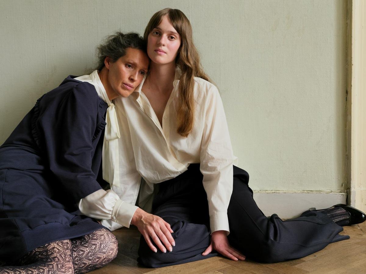 Veronique Branquinho: 'Ik vind samenwerken met merken zeer verrijkend'