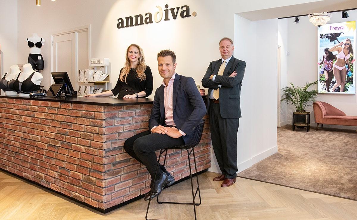 Lingerie retailer Annadiva ontvangt investering - start eigen merk
