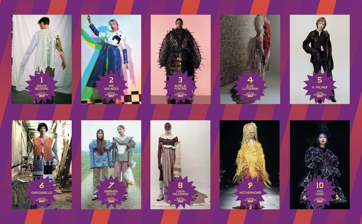 Dit zijn de finalisten van Fashion Makes Sense Award 2019