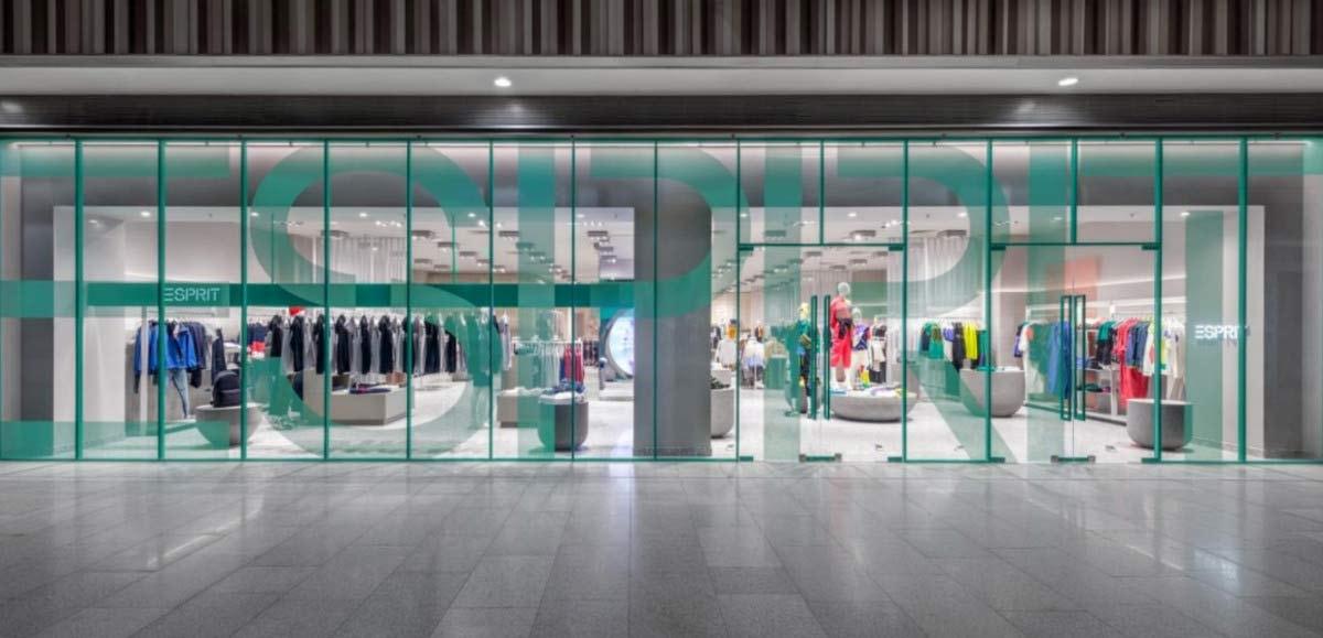 Kijken: het nieuwe winkelconcept van Esprit