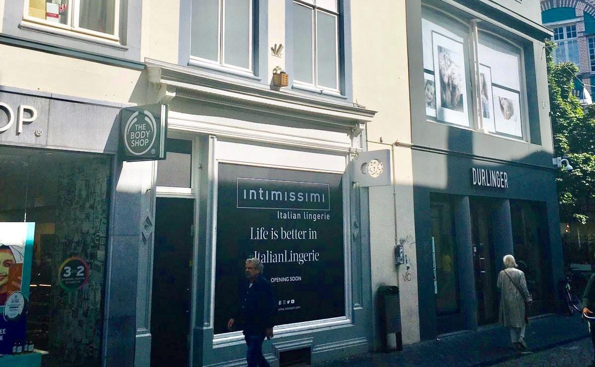 'Calzedonia & Intimissimi openen elk nog 10 Nederlandse winkels voor einde 2019'