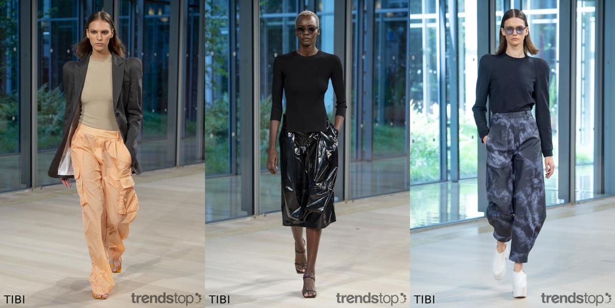 Eerste Blik New York Fashion Week Voorjaar Zomer 2020
